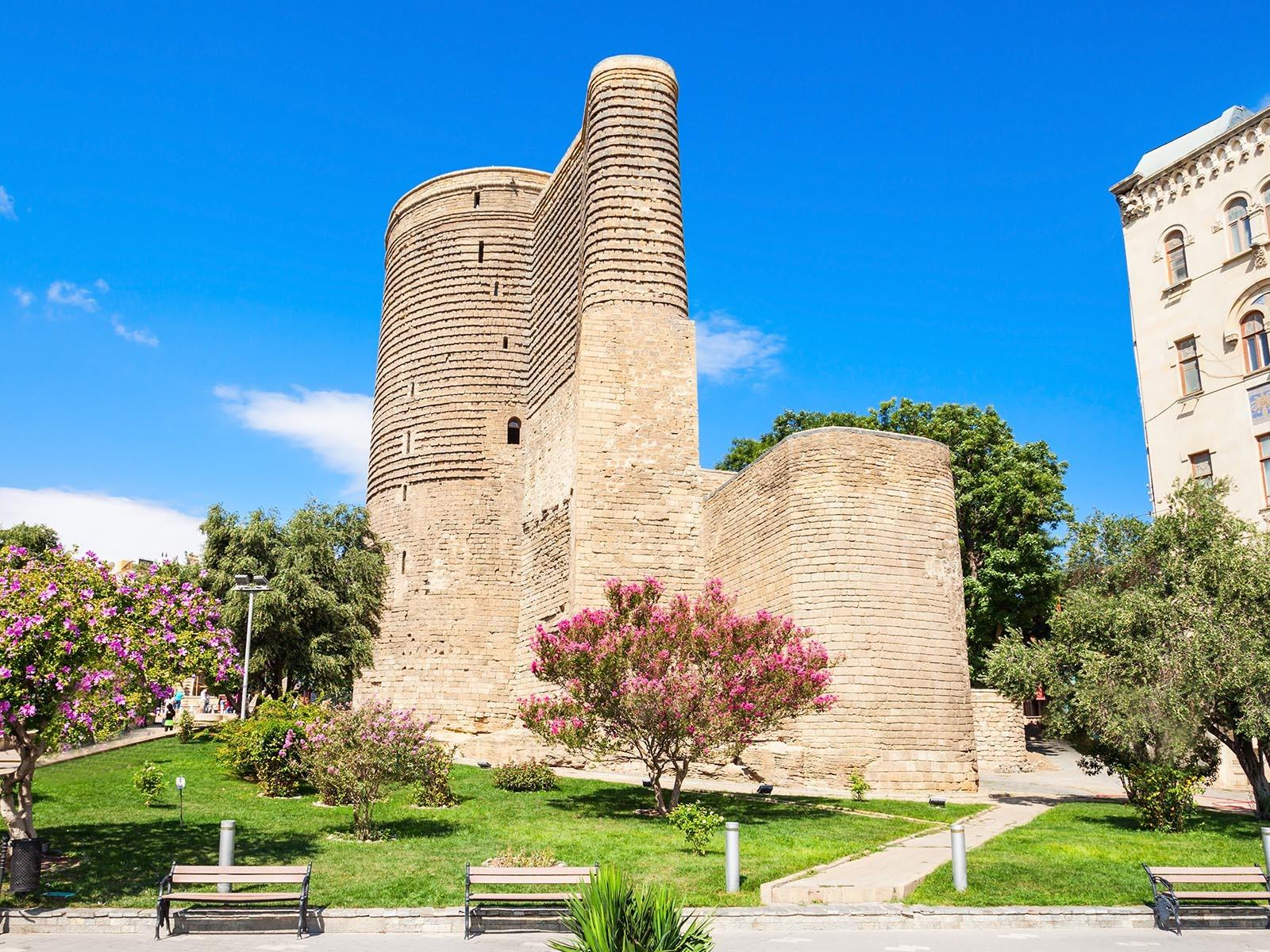 skypark holidays-Exciting Package of Azerbaijan