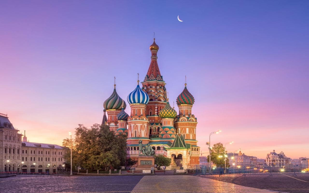 skypark holidays-Packages of Russia