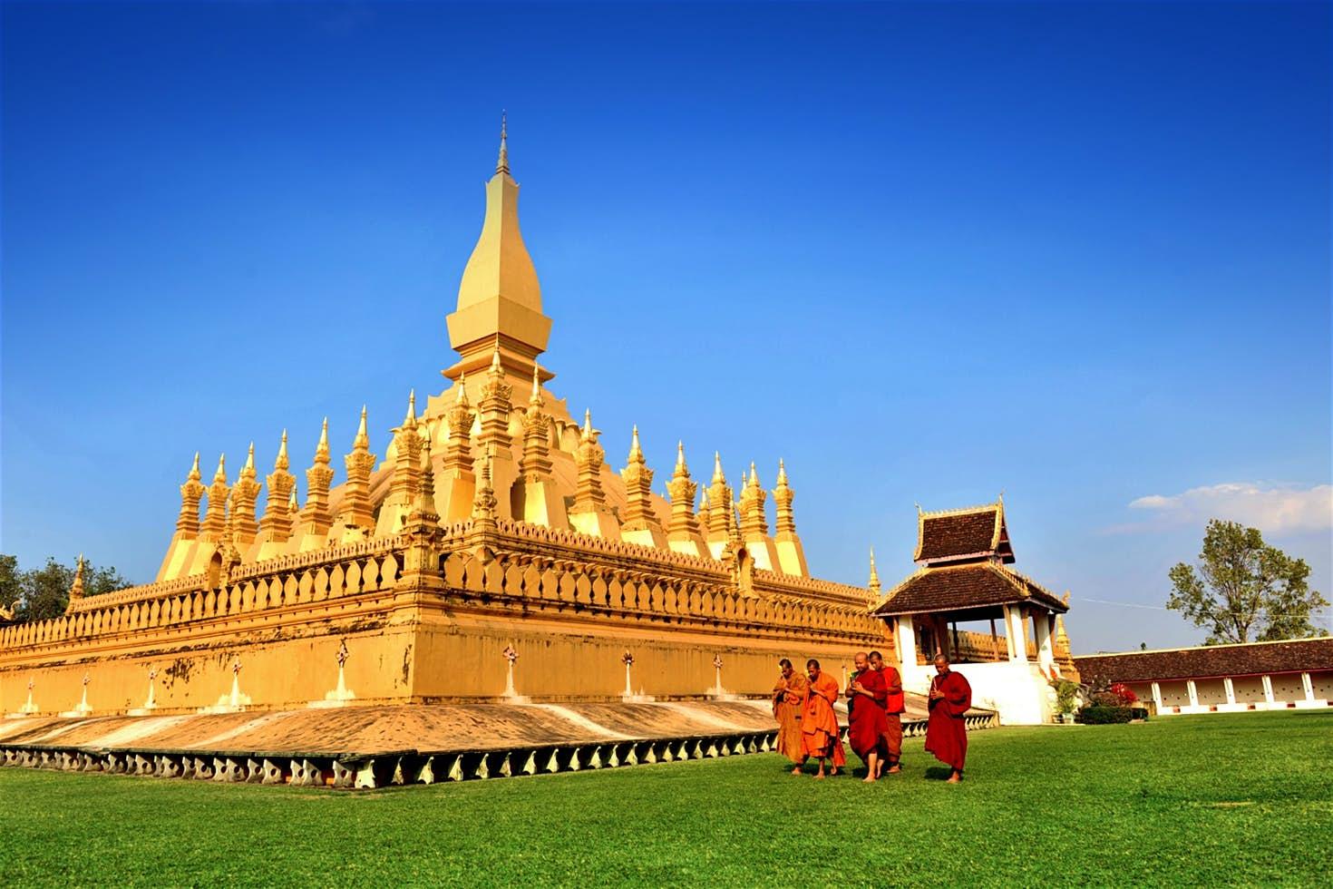 skypark holidays-Laos